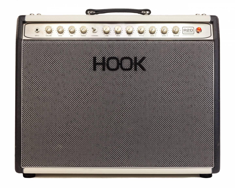 HOOK R20 head amplifier