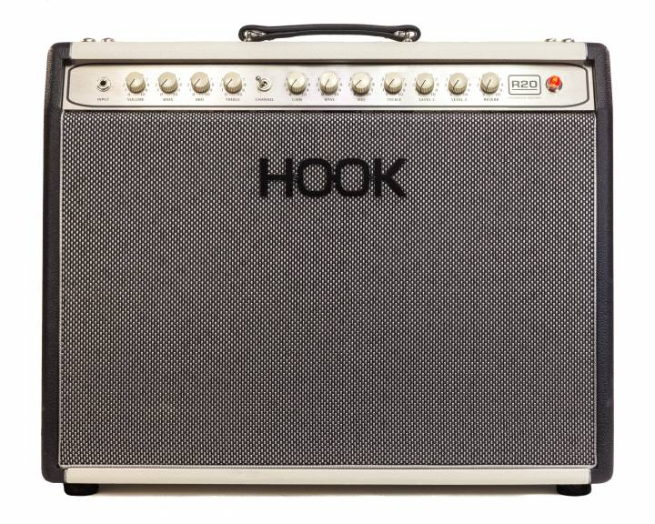 HOOK R20 head amplifier