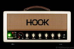 HOOK WIZARD GUITAR AMP IVORY
