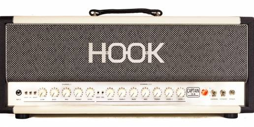 Hook Captain 34 Head Classic White